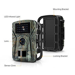 APEMAN Trail Camera Review
