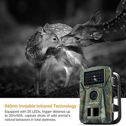 APEMAN Trail Camera Review (Upgraded Version)