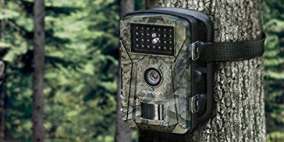 APEMAN Trail Camera Featured