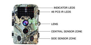 AUCEE Tracker Trail Camera Featured