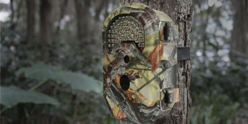 CamKing E5 16MP 1080P HD Trail Camera Featured