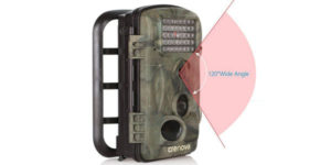 Crenova 12MP 1080P HD Game Camera Featured