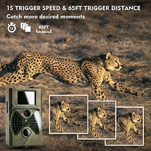 KAMTRON Trail Camera 2