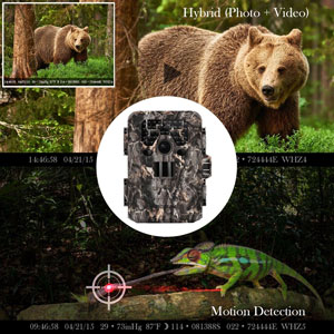 TEC.BEAN Game & Hunting Camera Review 3