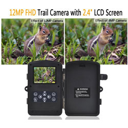 XIKEZAN 1080P HD Trail & Game Camera Review