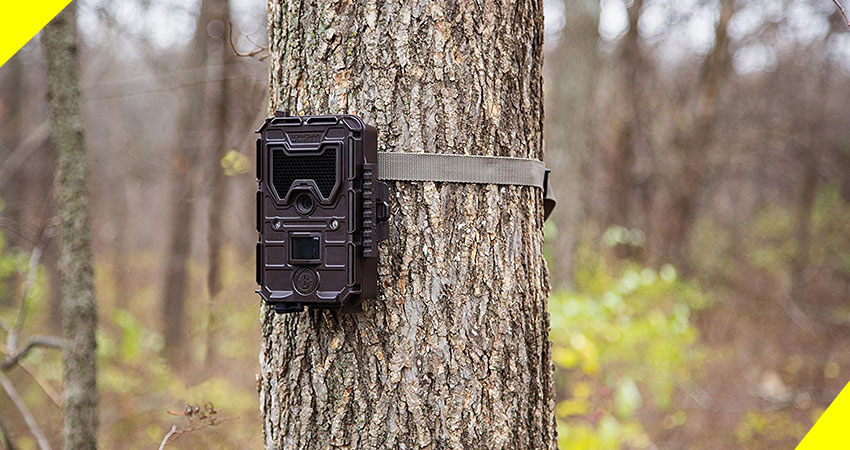 trail camera functions