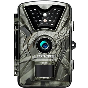 Earthtree Trail Game Camera FHD 1080P Deer Hunting Camera